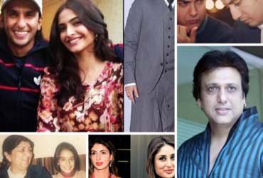 10 Bollywood celebrities, you did not know was related to each other