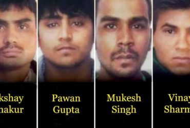 Hanged Finally! All four convicts of Nirbhaya executed at Tihar Jail.