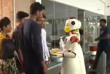 A govt hospital in jaipur is using robots to fight Covid19