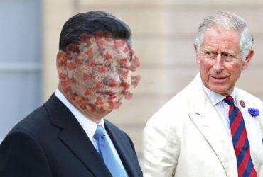 coronavirus grips prince charles