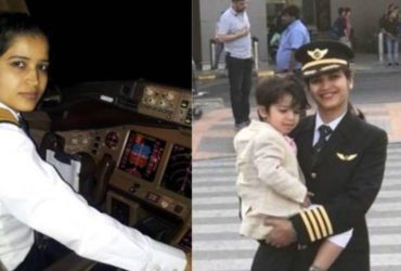 Captain Swati Raval becomes the first women pilot to operate rescue flight