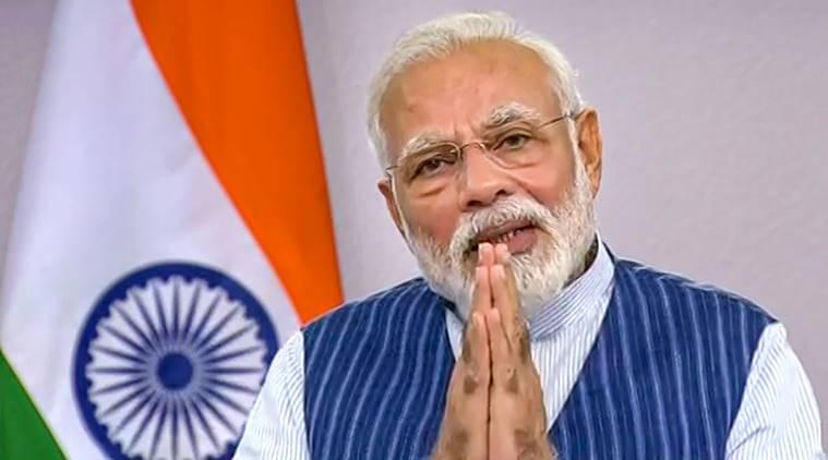 PM Modi latest announcement