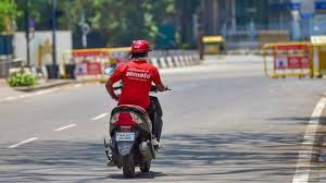 Delhi Food Delivery Agent Tests COVID-19 +ve, 72 Families Quarantined