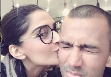 A recollection of the cute moments on Sonam Kapoor and Anand Ahuja's anniversary