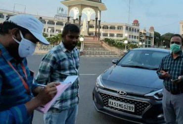 karnataka govt imposing fine for not wearing masks