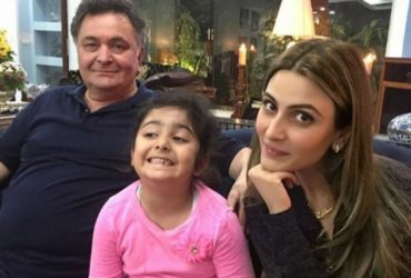 Riddhima Kapoor shares pictures of Rishi Kapoor's prayer meet
