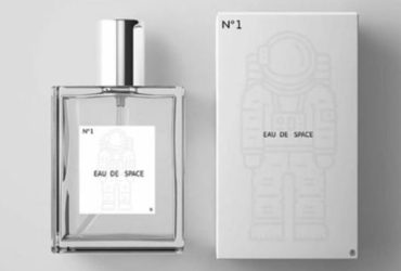 NASA eau de space