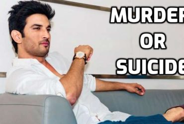 Sushant Singh Rajput suicide or murder