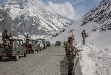 20 Indian soldiers killed in Indian-China face of in Ladakh