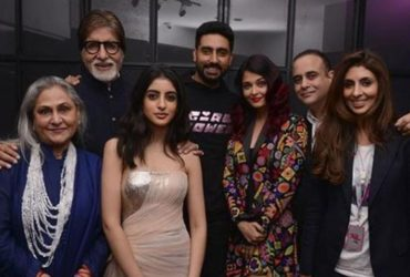 Here's all that happens on Bachchan family's Whatsapp group