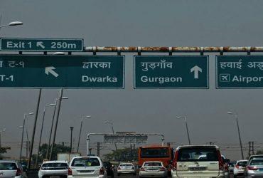 delhi ncr borders