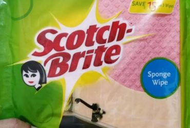 man calls out Scotch-Brite