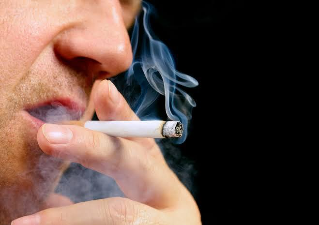 smokers vulnerable to COVID19