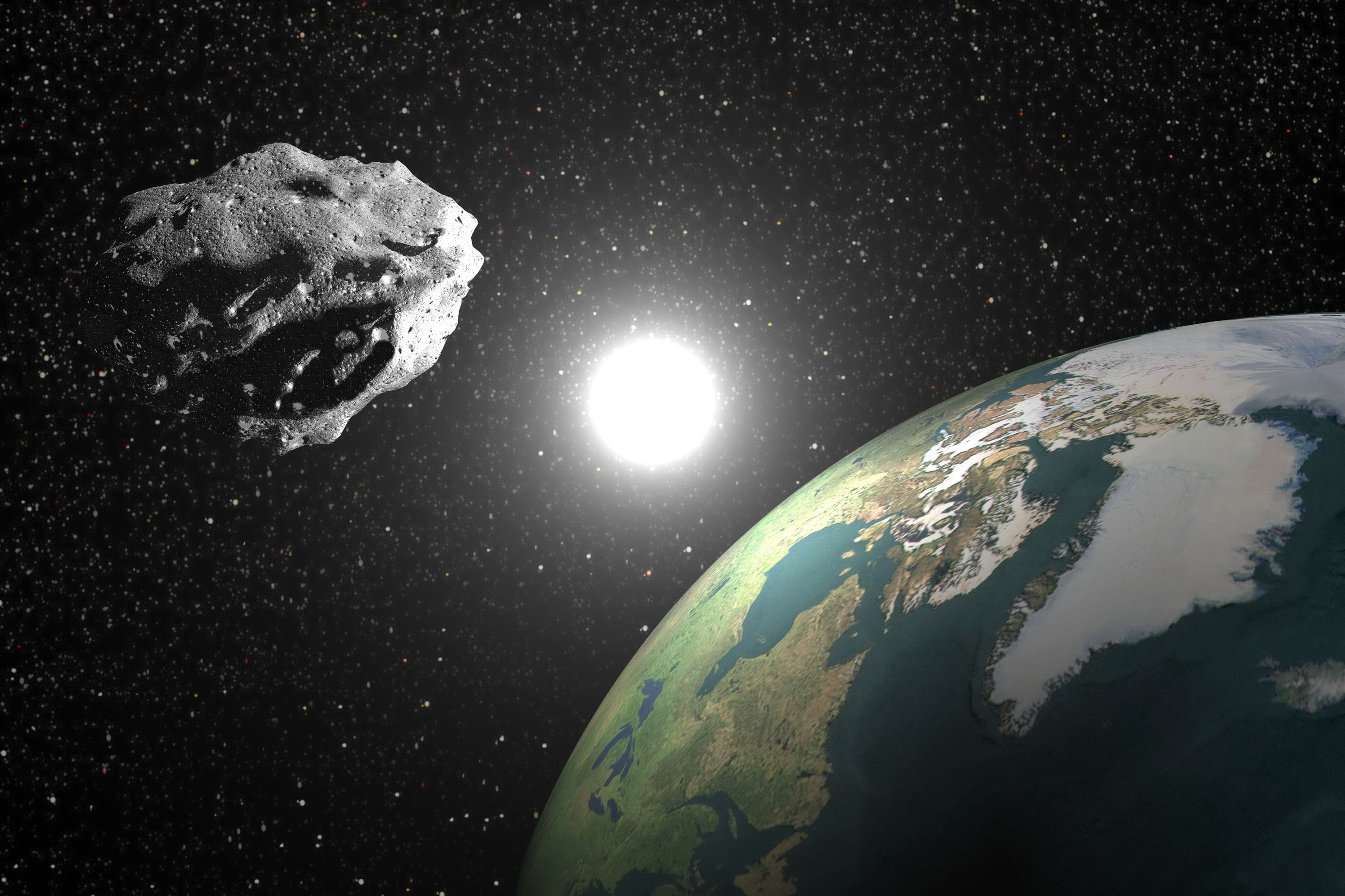 asteroid flew closer to earth
