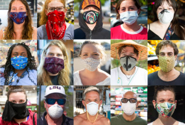 masks are for safety not for fashion