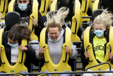 rollercoasters rides japan not to scream