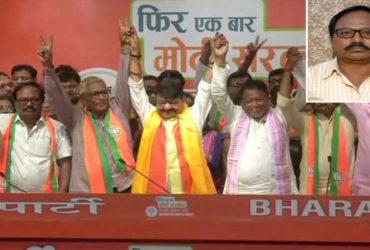BJP MLA found hanging in market, Party alleged murder