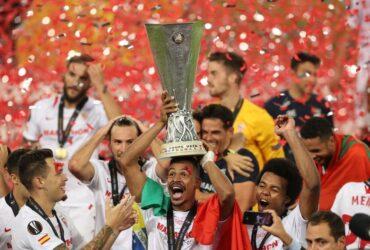 Sevilla beat Inter Milan 3-2 to lift record 6th UEFA Europa League Title