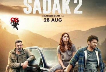 Sadak 2 becomes lowest -rated film of all time on IMDb ratings.