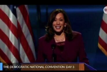kamala Harris Shout-out to her ''Chittis''sends Twitter into a frenzy