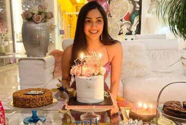 kiara advani's birthday post
