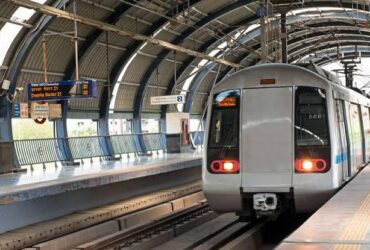 Delhi metro is the easiest and the cheapest way to travel for the Delhites!