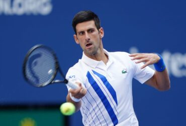 Novak Djokovic is one of the few players to have defaulted from a Grand Slam tournament ever since John McEnroe was infamously booted out of the 1990 Australian Open.