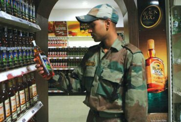 Army-canteen-bans-imported-liquor
