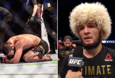 Khabib had a stunning run of 13 wins in eight years and a professional record featuring eight knockouts and 11 submission win in his 29 victories.