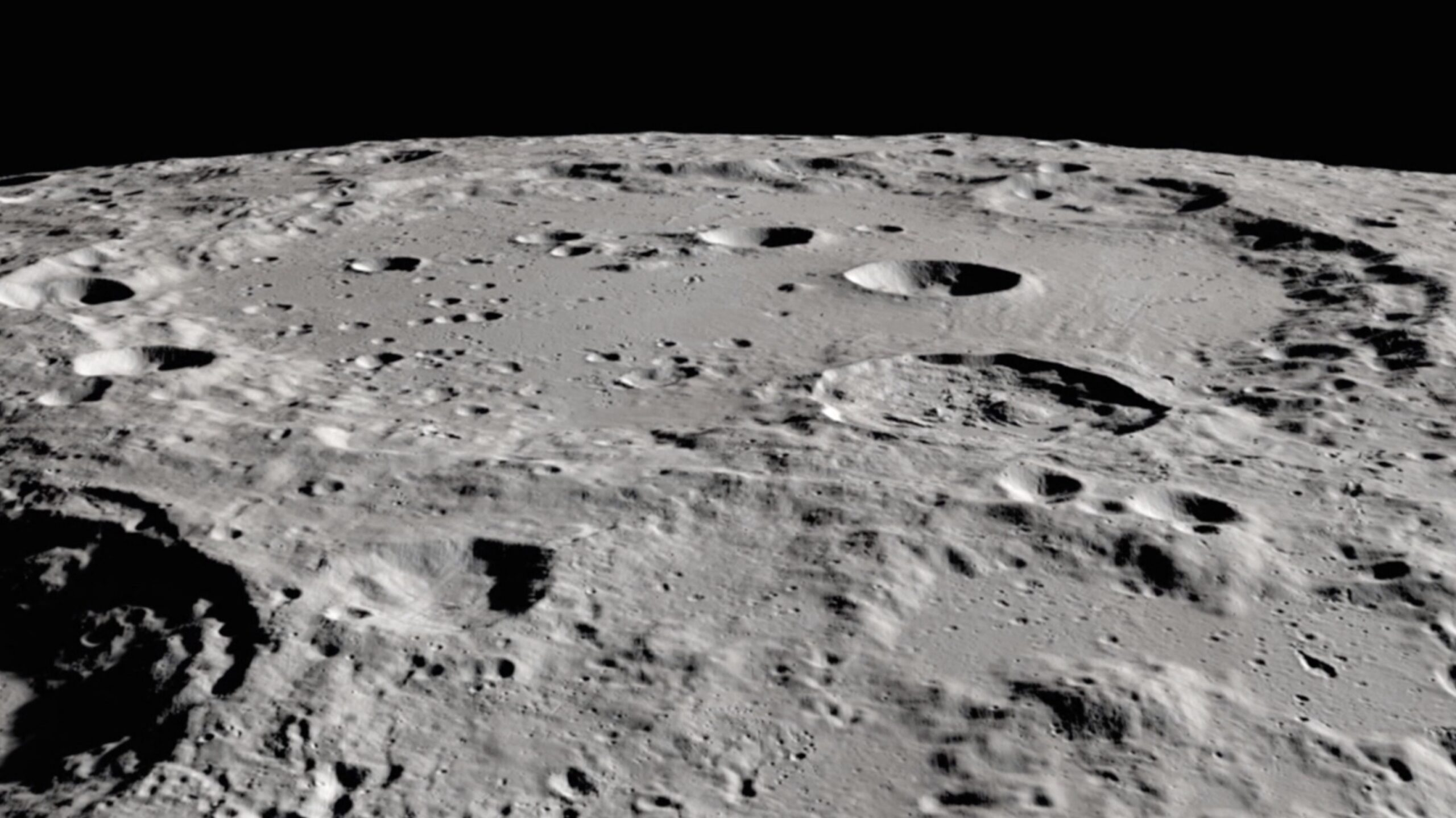 NASA is planning a return of astronauts to the moon, a mission envisioned as paving the way for a later journey of people to Mars. Accessible sources where water can be found would be beneficial for the crew people.