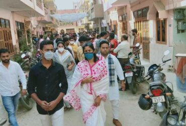 Nikita Tomar was shot dead outside her college by Tauseef in Ballabhgarh on 27 October.