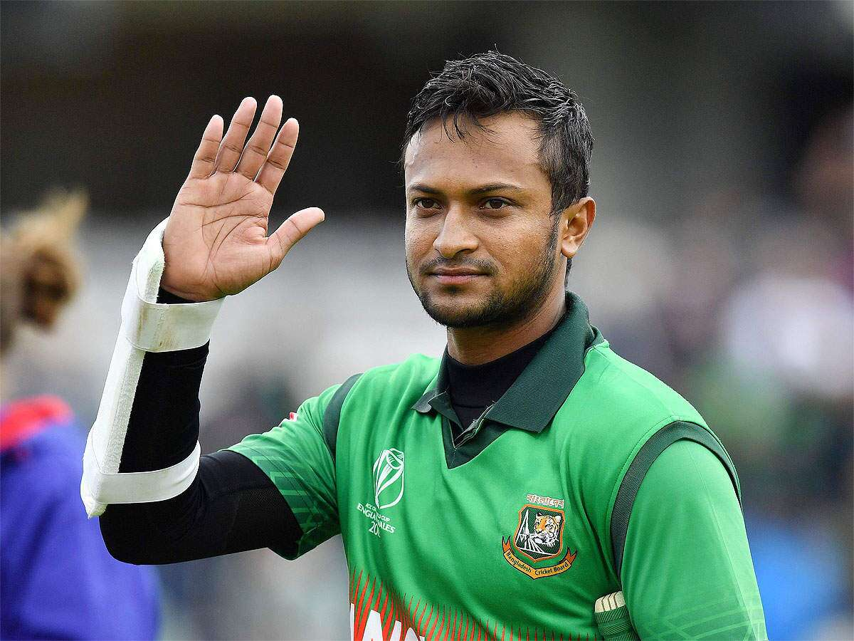 Shakib was handed a two-year ban, with a one-year suspended sentence, by ICC's Anti-Corruption Unit on October 29 last year, for failing to report multiple corrupt approaches by an Indian bookmaker. The ban period ended on October 29, 2020.