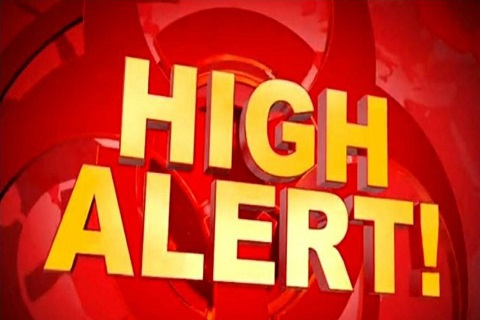 high alert in Indian city after surgical strike 2.0