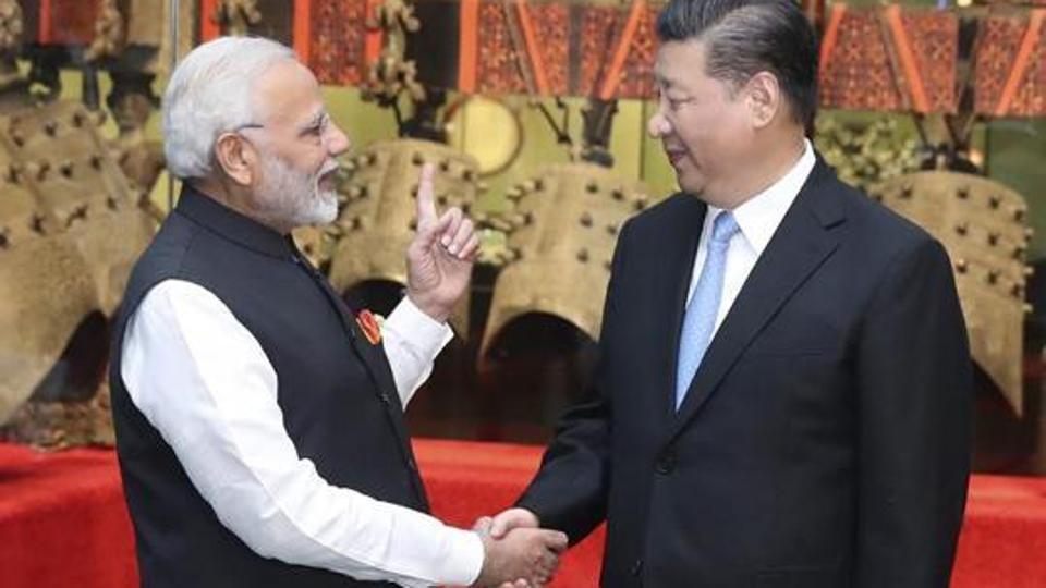 Xi Jinping visit to India for informal summit