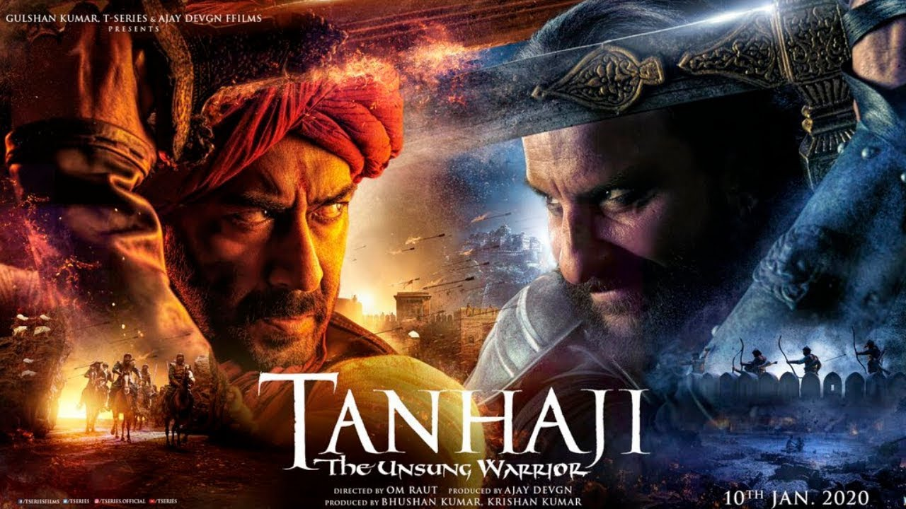 Ajay Devgn 100th film 'Tanhaji'