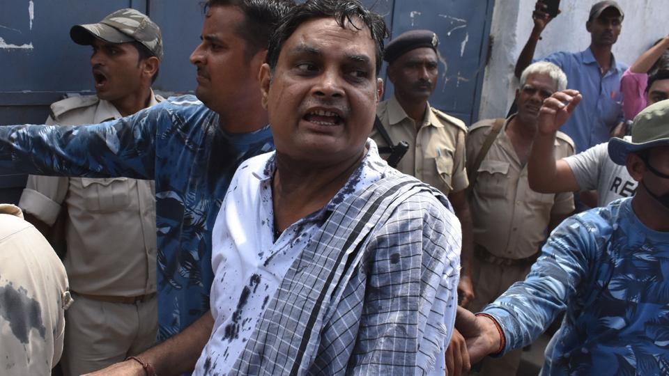 Brijesh Thakur convicted under POSCO act.