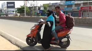 Telangana Woman Rides 1,400 km On Scooty To Bring Back Son Stranded In Andhra Pradesh