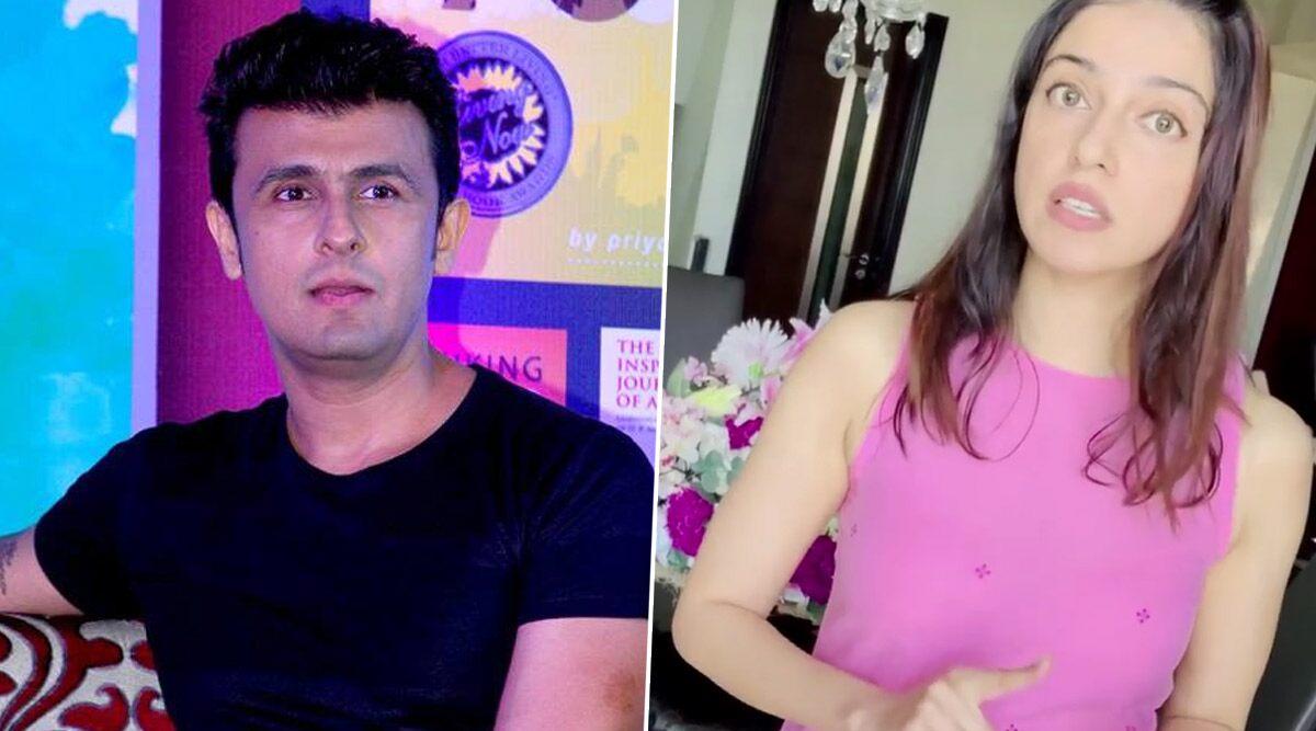 Divya Khosla Kumar responds to sonu nigam's remark