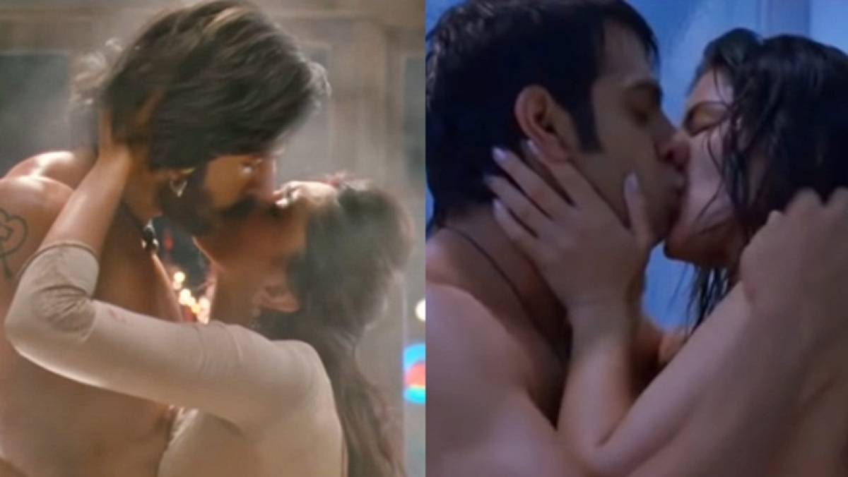 5 times when Bollywood raised temperature with some hottest scenes