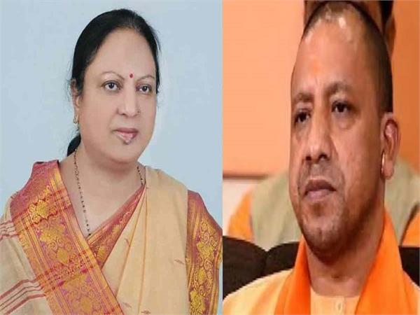 UP-Cabinet-Minister-Kamalrani-Varun-passes-away