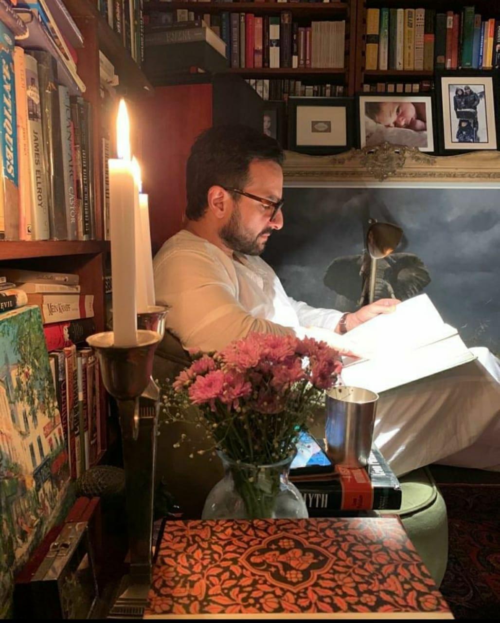Actor Saif Ali Khan announces his Autobiography , Netizens reacts with Memes