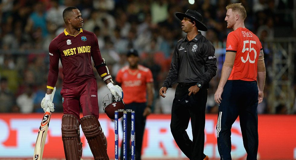 Stokes and Samuels's rivalry dates back to 2015 when Samuels had given stokes a send-off and mocked him with a salute after Stokes was dismissed. Things then turned ugly at the 2016 ICC World T20 Final when Stokes' allegedly said something to Samuels which angered the West Indies Batsman. This rivalry no seems to have resumed once again with Samuels attacking Stokes with foul-mouthed words for his comments