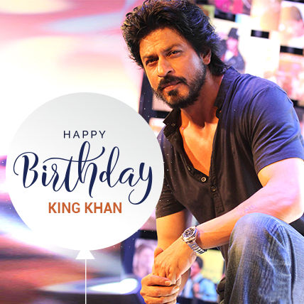 King of romance Shahrukh