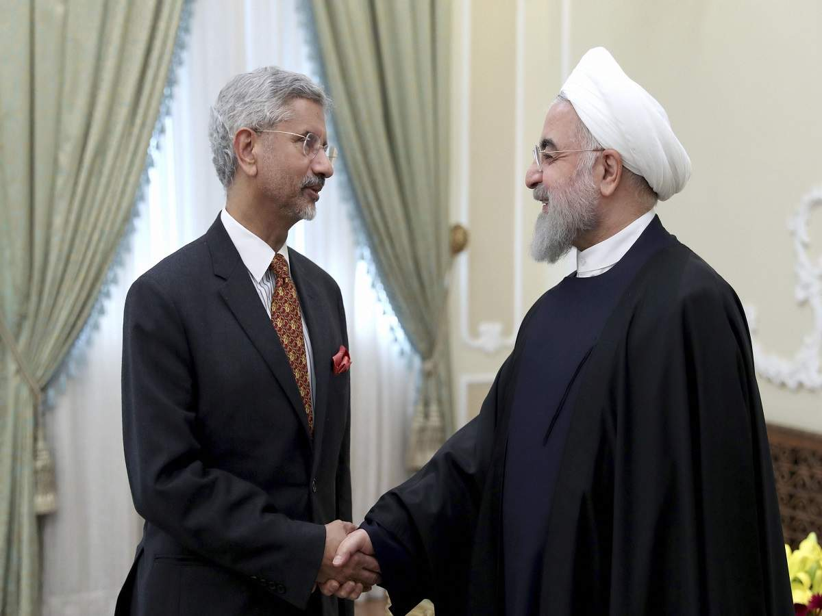 India-Iran-relation