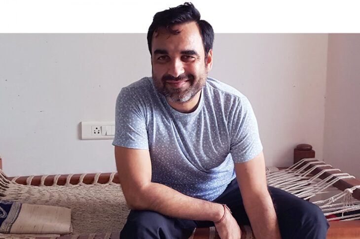 His recent 'Ludo' was applauded by the audience. One thing for sure is that he for sure worships cinema and has his own charm. One can hardly forget his screen presence.