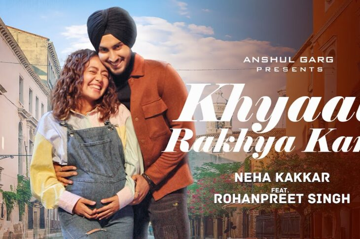 Khyaal Rakhya Kar comes days after a picture shared by Neha on her social media handles which sparked the pregnancy rumors. However, it later turned out to be a promotional gimmick for the new song.