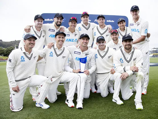The ICC test championship started last year and involves nine teams each playing six series for points on a home-and-away basis, with the top two meetings in the final. Australia and India are meeting in a four-test series starting Thursday.
