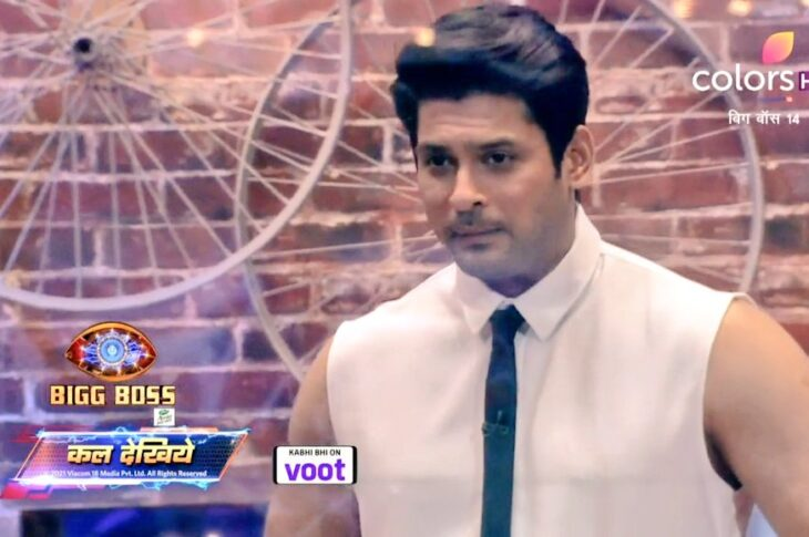 For the unversed Siddharth will host this week's Weekend Ka Vaar in the absence of Bigg boss host Salman khan