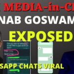 Arnab-chat-with-Dasgupta-leaked
