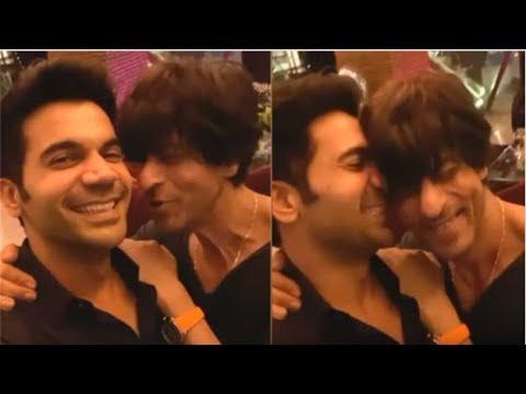 Rajkumar-Rao-with-Shahrukh-Khan